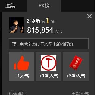 利用时事热点《罗永浩PK王自如》推广引流 网络推广 第4张