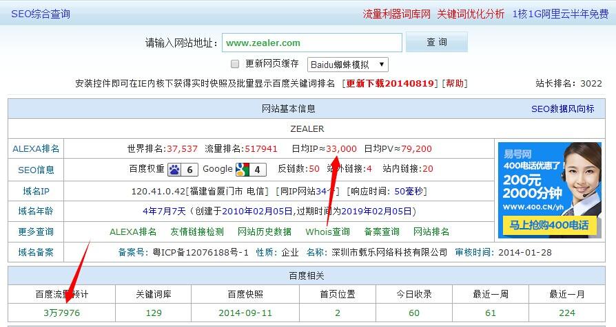 王自如zealer测评网:精准数码产品引流-千贝网