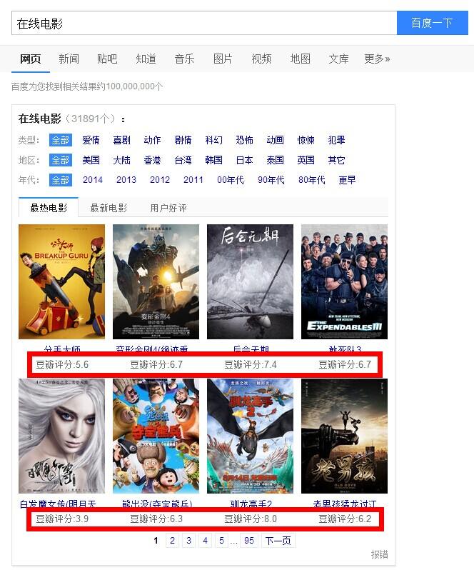 豆瓣电影之引流篇 网络推广 第1张
