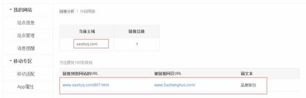 SEO外链算法独家揭秘-千贝网