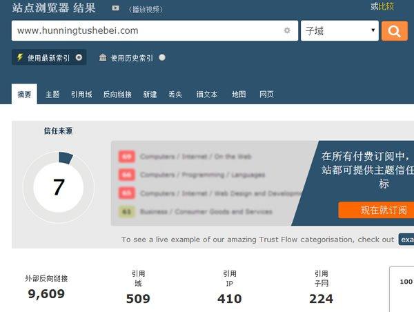 SEO独家干货:利用外链投票模型操作新站快速排名 SEO推广 第5张